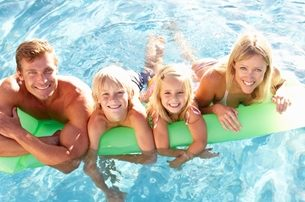 Some pools enforce child-to-adult ratios.