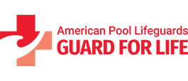 Americal Pool Lifeguards - Guard For Life logo